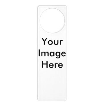 Design Your Own Custom Photo Door Hanger