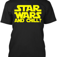 Star Wars and Chill?
