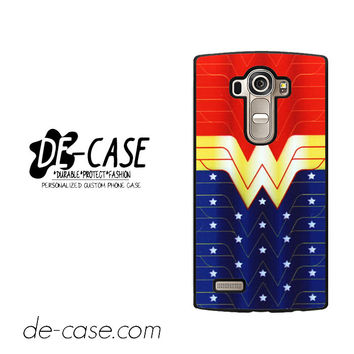 Wonder Woman For LG G4 Case Phone Case Gift Present
