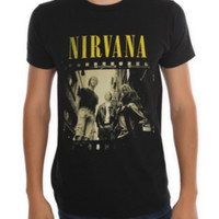Nirvana Film T-Shirt