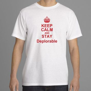 Keep Calm and Stay Deplorable