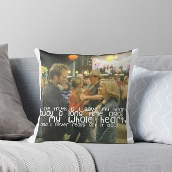 'Sweet Home Alabama' Throw Pillow by LoveMovies