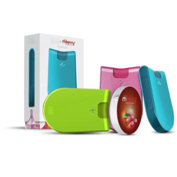Zuup Portable Pill Box in 3 Fashionable Colors