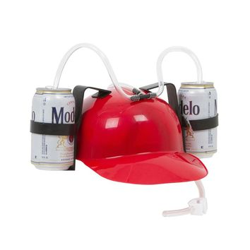 Personality Drinking Hat For Watching Sport Games Partying Relaxing Birthday Gift