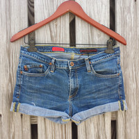 ADRIANO GOLDSCHMIED Denim Shorts - AG Jean Shorts - Size 30 or 6 / 8
