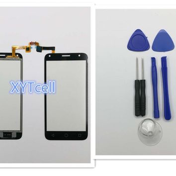 Touchscreen For Alcatel One Touch PIXI 4 5.0 OT 5010 OT5010 5010D 5010E 5010G OT-5010 Touch Screen Sensor Digitizer Glass tools
