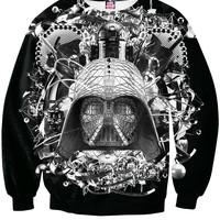 Star Wars B&W Crewneck Sweatshirt