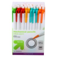 up & up None 50Ct 0.7Mm Mechanical Pencils