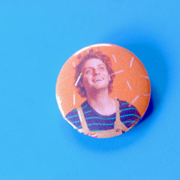 "Mac Demarco Cigarette 1"" Pinback Button"