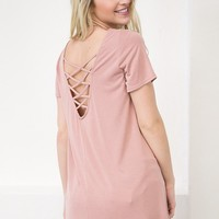French Mauve Top