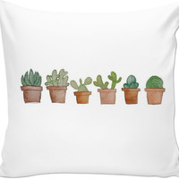 Tumblr Cactus Pillow Case