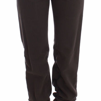 Ermanno Scervino Brown Chinos Casual Dress Pants Khakis