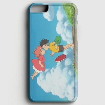 Ponyo On The Cliff iPhone 6/6S Case