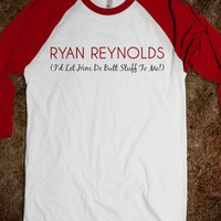 What I really like Ryan Reynolds