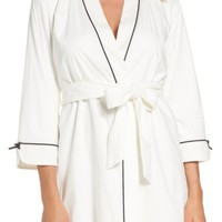 kate spade new york short robe | Nordstrom