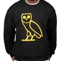 Tru Designz Men's Drake Octobers Very Own OVO Owl Sweashirt Hoody T_Shirt
