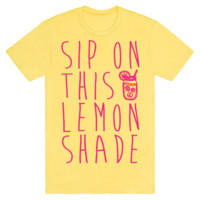 SIP ON THIS LEMON SHADE