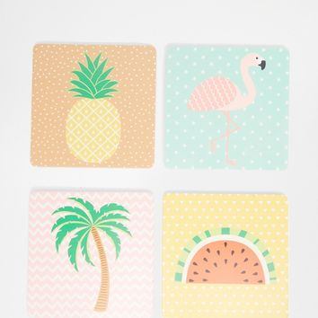 Sass & Belle Tropical Coasters