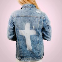 Cross Denim - Jean Jacket