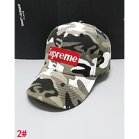 Supreme Fashion Camouflage Casual Hat Cap 2#