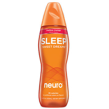 Neuro Sleep Drink Mellow Mango 14.5 Oz Pack of 12