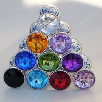 Butt Plug Stainless Steel, SMALL/BEGINNER Jeweled Plug, Many  Colors, Gemstone Jewel Butt Plug, Rhinestone Plug, Princess Plug