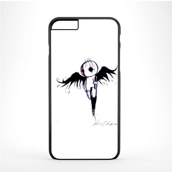emo angel Art Iphone 6 Plus | 6s Plus Case