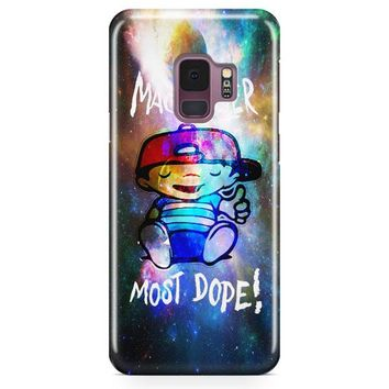 Mac Miller Most Dope Galaxy Nebula Samsung Galaxy S9 Case | Casefantasy
