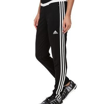 adidas Tiro 15 Training Pant Black/White/Black - Zappos.com Free Shipping BOTH Ways