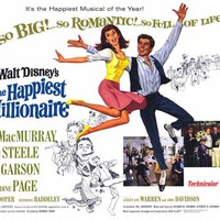 The Happiest Millionaire 11x14 Movie Poster (1968)