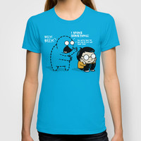 Worst Imaginary Friend Ever T-shirt by Boots | Society6