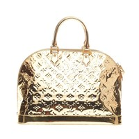 Louis Vuitton Alma Miroir PVC MM