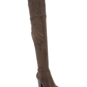 Marc Fisher LTD | Arrine Over-the-Knee Boot | Nordstrom Rack