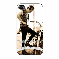 One Direction Rock Me Harry Styles Design iPhone 4s Case