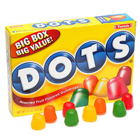 Dots Candy 7.5-Ounce Theater Packs: 12-Piece Box