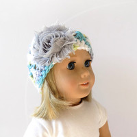 AG Hat, 18 Inch Doll Hat, Doll Beanie, Knit Doll Hat