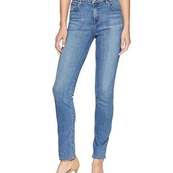 J Brand Ruby High-Rise Cigarette Jeans in Lovesick