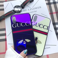 Bees Gucci Mirror Case for iPhone