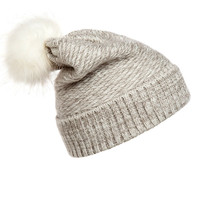 Winter Knit Beanie Hat