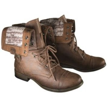 Women's Mossimo Supply Co. Khloe Fold Over Boots