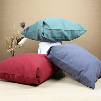 Quality Linen Cotton Cushion Cover [7278958663]