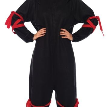 Ninja Kigarumi Funsie Adult Costume for Halloween