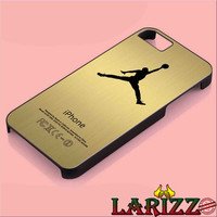 jordan gold design for iphone 4/4s/5/5s/5c/6/6+, Samsung S3/S4/S5/S6, iPad 2/3/4/Air/Mini, iPod 4/5, Samsung Note 3/4 Case *002*