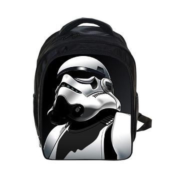 Star Wars Backpack For Boys School Bags Kids Daily Backpacks Children Backpack Book Bag Bags Schoolbags