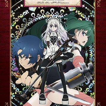 Chaika: The Coffin Princess: Season 1