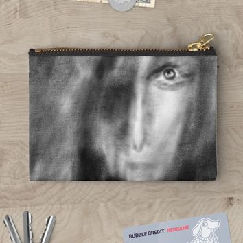 'out of darkness' Studio Pouch by BillOwenArt