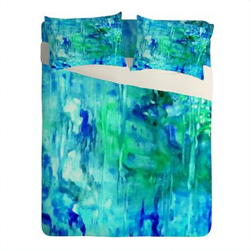 Rosie Brown Blue Grotto Sheet Set Lightweight