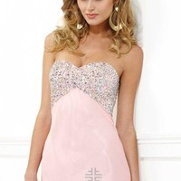 Faviana 7103 at Prom Dress Shop