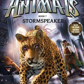 Stormspeaker (Spirit Animals: Fall of the Beasts, Book 7) by Christina Diaz Gonzalez (Hardcover)