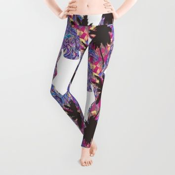 Cali for the Summer Leggings by Ben Geiger